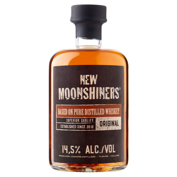 New Moonshiners Whiskey 500ml